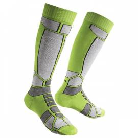 "GM Sport Носки ""Alpine Ski Race Pro Merino 51"" (Grey\Light green) * 921981"