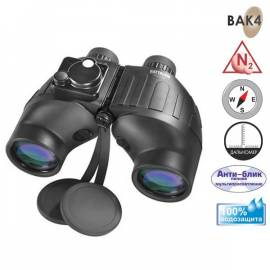 "Barska Бинокль ""Battalion 7x50 WP/RT/Compass Illuminated"" (Black) * 908677"