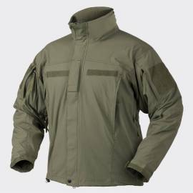 "HELIKON Куртка ""Level 5 Ver 2.0 - Soft Shell Jacket"" (Olive) * HLK-BL-SS2-NL-02"