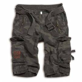 "Surplus Шорты ""ROYAL SHORTS"" (Washed black camo) * 07-5599-42"