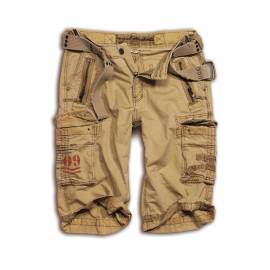 "Surplus Шорты ""ROYAL SHORTS"" (Washed beige) * 07-5599-74"