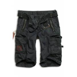 "Surplus Шорты ""ROYAL SHORTS"" (Washed black) * 07-5599-63"