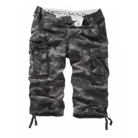 "Surplus Шорты ""TROOPER LEGEND 3/4"" (Washed black camo) * 07-5613-42"