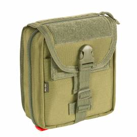"P1G-TAC Подсумок-Аптечка MOLLE ""Personal Medical Pouch Large"" (Olive Drab) * P91007OD"
