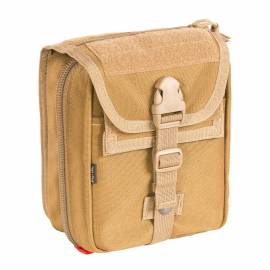 "P1G-TAC Подсумок-Аптечка MOLLE ""Personal Medical Pouch Large"" (Coyote Brown) * P91007CT"