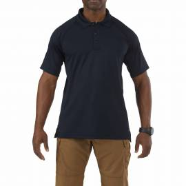 "5.11 Поло тактическое ""Performance Polo- Short Sleeve, Synthetic Knit"" (Dark Navy) * 71049-724"