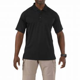 "5.11 Поло тактическое ""Performance Polo- Short Sleeve, Synthetic Knit"" (Black) * 71049-019"