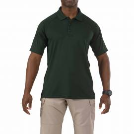 "5.11 Поло тактическое ""Performance Polo- Short Sleeve, Synthetic Knit"" (L.E.Green) * 71049-860"