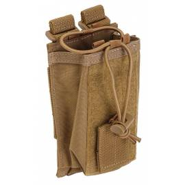 "5.11 Подсумок для радиостанции ""Radio Pouch"" (Flat Dark Earth) * 58718-131"