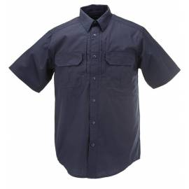 "5.11 Рубашка тактическая ""Taclite™ Pro Short Sleeve Shirt"" (Dark Navy) * 71175-724"
