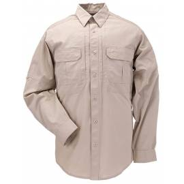 "5.11 Рубашка тактическая ""Tactical Taclite Pro Long Sleeve Shirt"" (TDU Khaki) * 72175-162"