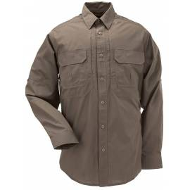 "5.11 Рубашка тактическая ""Tactical Taclite Pro Long Sleeve Shirt"" (Tundra) * 72175-192"