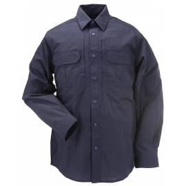 "5.11 Рубашка тактическая ""Tactical Taclite Pro Long Sleeve Shirt"" (Dark Navy) * 72175-724"