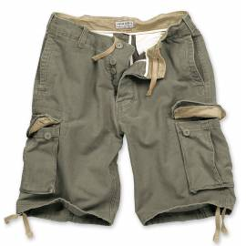 "Surplus Шорты ""Vintage Shorts Washed"" (Washed Olive) * 07-5596-61"