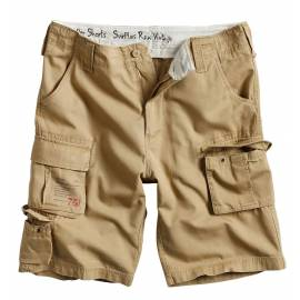 "SURPLUS Шорты ""TROOPER"" (Washed beige) * 07-5600-74"