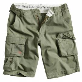 "SURPLUS Шорты ""TROOPER"" (Washed olive) * 07-5600-61"