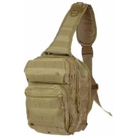"Mil-Tec Рюкзак однолямочный ""One Strap Assault Pack SM"" (Coyote) * 14059105"