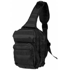 "Mil-Tec Рюкзак однолямочный ""One Strap Assault Pack SM"" (Black) * 14059102"