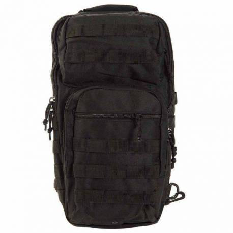 "Mil-Tec Рюкзак однолямочный ""One Strap Assault Pack LG"" (Black) * 14059202"