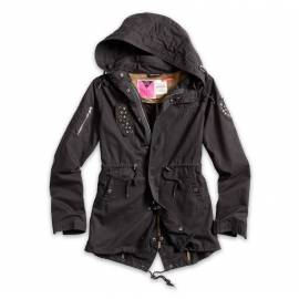 "SURPLUS Парка женская ""SURPLUS PARKA LADIES"" (BK) * 33-3505-63"