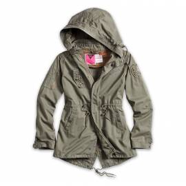 "SURPLUS Парка женская ""SURPLUS PARKA LADIES"" (OD) * 33-3505-61"