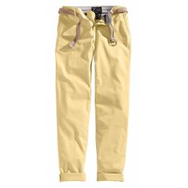 "SURPLUS Брюки женские ""XYLONTUM CHINO TROUSERS WN"" (Beige) * 33-3589-74"
