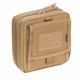 "P1G-TAC Подсумок-органайзер (большой) ""Small Gear Pouch"" (Coyote Brown) * P99922CB"