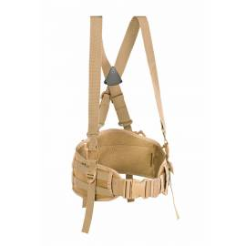 "P1G-TAC Пояс разгрузочный с подтяжками MOLLE ""Padded Unloading Belt w/Suspenders"" (Coyote Brown) * B12080CB"