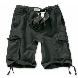 "Surplus Шорты ""Vintage Shorts Washed"" (Washed Black) * 07-5596-63"