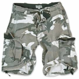 "Surplus Шорты ""Vintage Shorts Washed"" (Washed urban) * 07-5596-26"