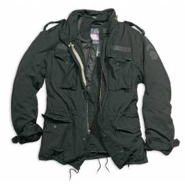 "Surplus Куртка ""REGIMENT M65 JACKET"" (Washed black) * 20-2501-63"