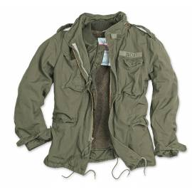 "Surplus Куртка ""REGIMENT M65 JACKET"" (Washed olive) * 20-2501-61"