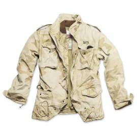 "Surplus Куртка ""REGIMENT M65 JACKET"" (Washed desert storm) * 20-2501-55"
