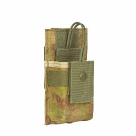"P1G-TAC Подсумок для рации малый MOLLE ""Small/Medium Radio Pouch"" (AFG Camo) * P101097AFG"