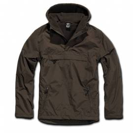 "BRANDIT Анорак ""WINDBREAKER (Brown)"" * BR-3001.6"