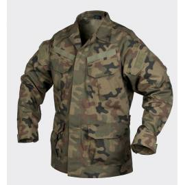 "HELIKON Китель ""Special Forces Uniform"" (PL Woodland) * HLK-BL-SFU-PR-04"