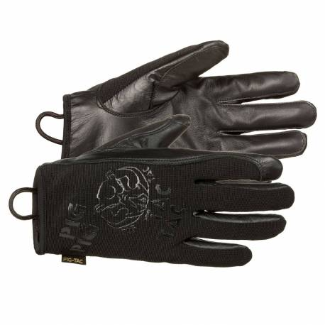 "P1G-TAC Перчатки стрелковые ""Active Shooting Gloves"" (Combat Black) * G72174BK"