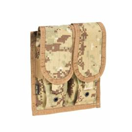 "P1G-TAC Подсумок для магазинов AK/M4 MOLLE ""Rifle Mag`s Covered Pouch"" (SOCOM Camo) * P020000SOC"