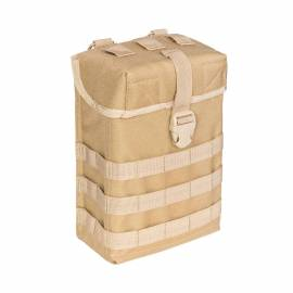 "P1G-TAC Подсумок для короба ПК (лента на 100 патр.) MOLLE SAW ""PK-BP"" (Coyote Brown) * P920018CB"