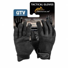 "HELIKON Перчатки ""Urban Tactical Vent Gloves"" (Black) * HLK-RK-UTV-PU-01"
