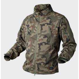 "HELIKON Куртка ""Trooper Soft Shell Jacket"" (PL Woodland) * HLK-KU-TRP-NL-04"