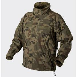 "HELIKON Куртка ""Level 5 Ver 2.0 - Soft Shell Jacket"" (PL Woodland) * HLK-BL-SS2-NL-04"