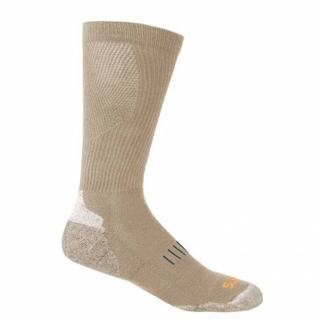 "5.11 Носки ""Tactical Year Round OTC Sock"" (Coyote) * 10013-120"