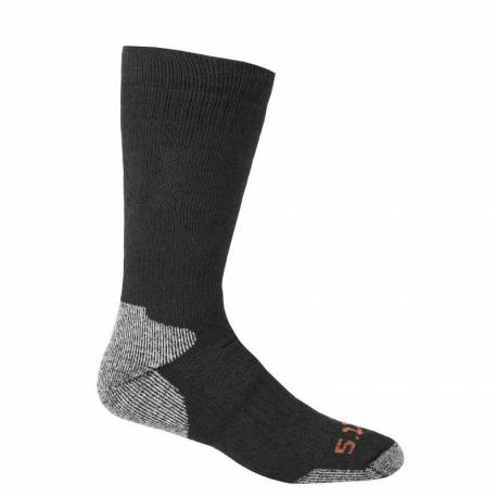 "5.11 Носки зимние ""Tactical Merino Wool Cold Weather OTC Sock"" (Black) * 10011-019"