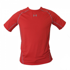 "Under Armour Футболка ""Tactical HeatGear® Compression Short Sleeve T-Shirt"" (RED) * UA-1257468RD"