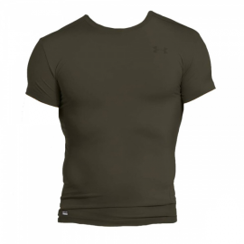 "Under Armour Футболка ""Tactical HeatGear® Compression Short Sleeve T-Shirt"" (OD) * UA-1216007OD"