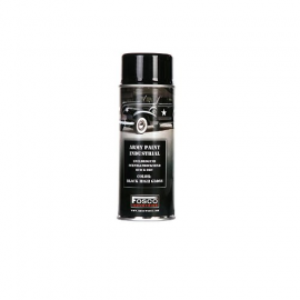FOSKO Краска спрей 400ML (Black High Gloss) * FOS-469312-BKHG
