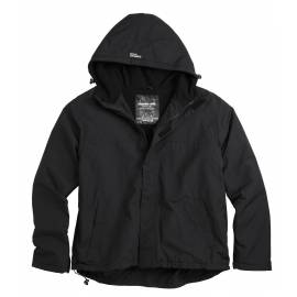 "SURPLUS Куртка-анорак ""ZIPPER WINDBREAKER(большие размеры)"" (Black)* 20-7002-93"